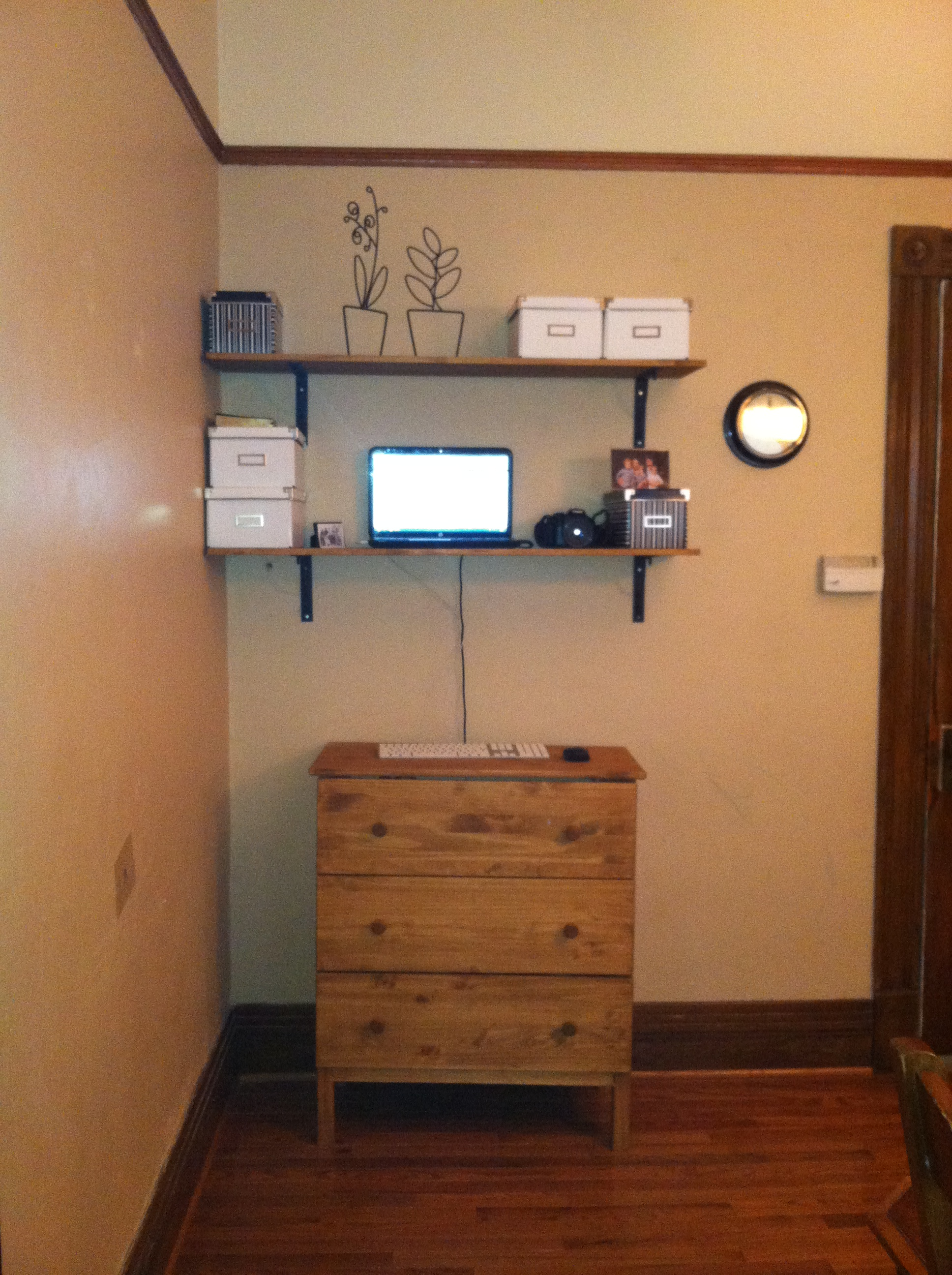Standing Desk Diy Finally A Solution That Works For