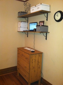DIY Home Standing Desk